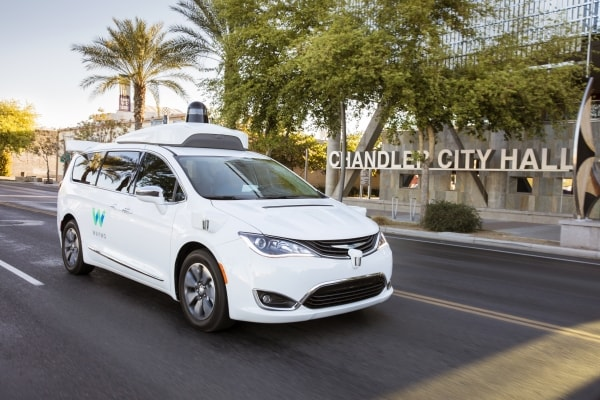 Google Vs Waymo: Week 1