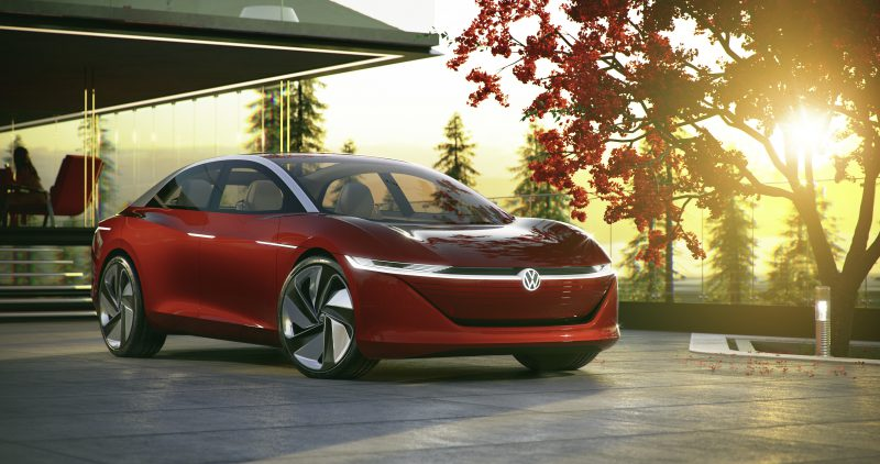 Concept: Volkswagen I.D. Vizzion