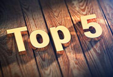 Top 5 People in Autonomous Cars