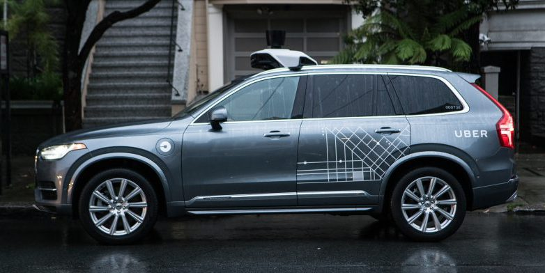 Uber Self-Driving Test Car Involved in Fatal Crash