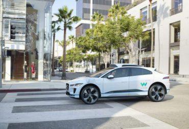 Waymo & Jaguar Announce Partnership