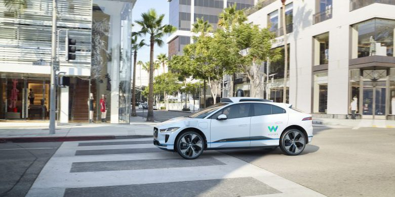 Waymo & Jaguar Announce Partnership